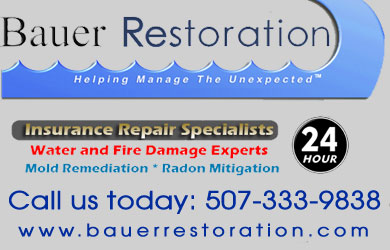Bauer Restoration: Water & Fire Damage Experts