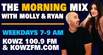 The Morning Mix with Molly & Andy