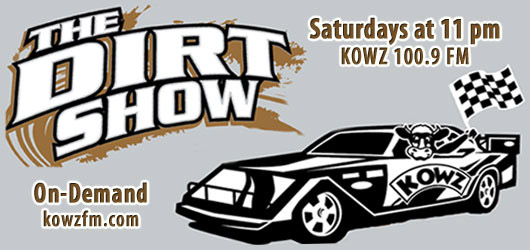 The Dirt Show - Dirt Racing on the Radio