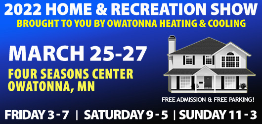 2017 Home & Recreation Show brought to you by Deml Heating and Air Conditioning